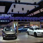 Autosalon Brussel 2016 Live: Volvo (Paleis 5)