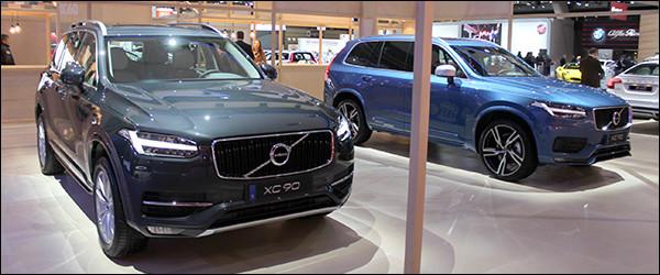 Volvo Cars kiest voor TomTom, vanaf 2019 in elke wagen