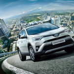 Autosalon Brussel 2016: Toyota Line-up - RAV4 Hybrid