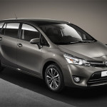 Autosalon Brussel 2016: Toyota Line-up - Verso 2016