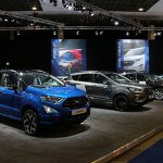 Autosalon Brussel 2018 live: Ford (Paleis 4)