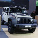 Autosalon Brussel 2018 live: Jeep (Paleis 7)