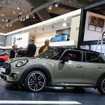 Autosalon Brussel 2018 live: MINI (Paleis 7)