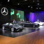 Autosalon Brussel 2018 live: Mercedes (Paleis 5)