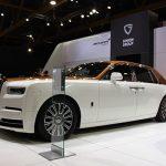 Autosalon Brussel 2018 live: Rolls Royce (Paleis 1)
