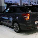 Autosalon Brussel 2018 live: Ssangyong (Paleis 6)