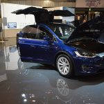 Autosalon Brussel 2018 live: Tesla (Paleis 3)