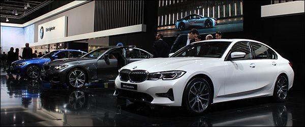 Autosalon Brussel 2019 live: BMW (Paleis 7)