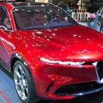 Autosalon Brussel 2020 live: Alfa Romeo Tonale Concept (Paleis 7)