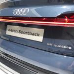 Autosalon Brussel 2020 live: Audi e-tron Sportback (Paleis 11)