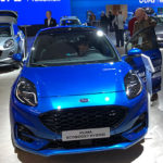 Autosalon Brussel 2020 live: Ford Puma (Paleis 4)