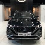 Autosalon Brussel 2020 live: MG ZS EV (Paleis 6)