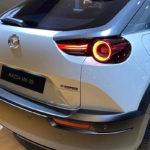 Autosalon Brussel 2020 live: Mazda MX-30 (Paleis 5)