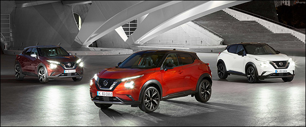 Autosalon Brussel 2020: Nissan line-up