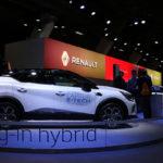 Autosalon Brussel 2020 live: Renault Clio E-Tech + Captur E-Tech Plug-in (Paleis 5)