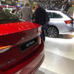 Autosalon Brussel 2020 live: Skoda Octavia (Paleis 11)