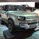 Autosalon Brussel 2020 live: Land Rover Defender (Paleis 6)