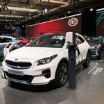Autosalon Brussel 2020 live: Kia Ceed SW PHEV + Ceed PHEV (Paleis 4)