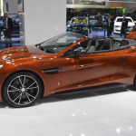 Autosalon Frankfurt 2013 Aston Martin