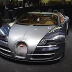 Autosalon Frankfurt 2013 Bugatti