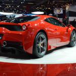 Autosalon Frankfurt 2013 Ferrari