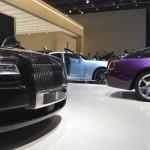 Autosalon Frankfurt 2013 Rolls Royce