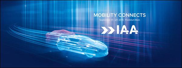 Autosalon van Frankfurt 2015 - nieuwigheden / premieres - IAA Messe