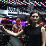 Autosalon Genève 2014 Live: De babes!