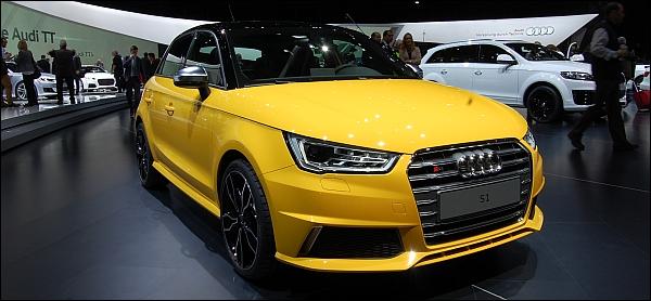 Autosalon Geneve 2014 Live - Audi