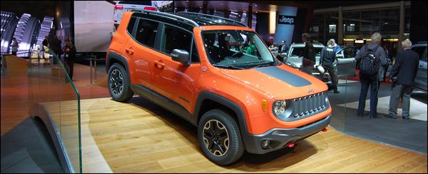 Autosalon Geneve 2014 Live - Jeep