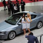 Autosalon van Genève Live: Babes!