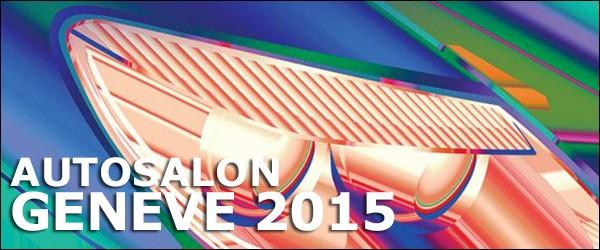 Autosalon Genève 2015: Overzicht + Premières