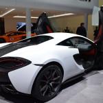 Autosalon Geneve 2016 Live - McLaren