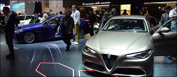 Autosalon van Genève 2016 Live: Overzicht deel 1