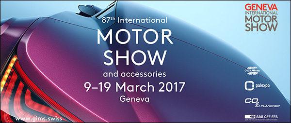 Autosalon van Geneve 2017: Overzicht en premières