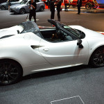 Autosalon Genève 2014 Live: Alfa Romeo