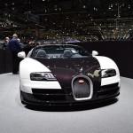 Autosalon Genève 2014 Live: Bugatti
