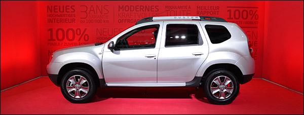 Autosalon Genève 2014 Live: Dacia