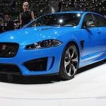 Jaguar XFR-S Sportbrake - Geneva Live (6)