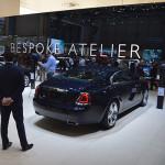 Autosalon Genève 2014 Live: Rolls Royce