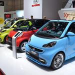 Autosalon Genève 2014 Live: Smart