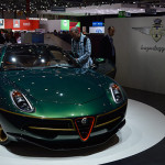 Autosalon Genève 2014 Live: Touring Superleggera