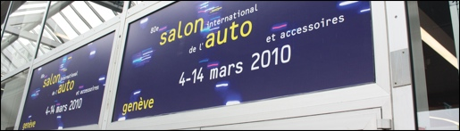 Autosalon Genève