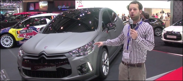 Autosalon Geneve video deel 2