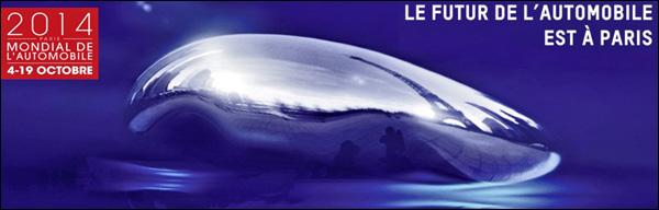 Autosalon Parijs 2014