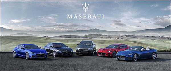 Autosalon Brussel 2018: Maserati Line-up