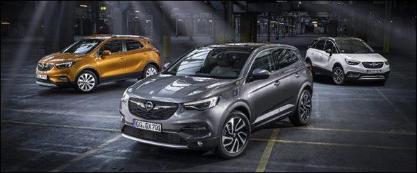 Autosalon Brussel 2018: Opel Line-up