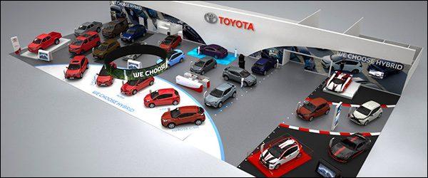 Autosalon Brussel 2018: Toyota Line-up