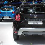 Autosalon Brussel 2019 live: Dacia (Paleis 5)