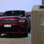 Autosalon Brussel 2019 live: Jeep (Paleis 7)